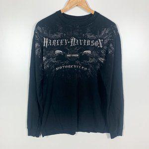 Harley-Davidson Motorcycles black t-shirt